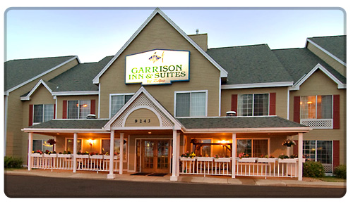 Visit the beautiful Garrison Inn & Suites on Lake Mille Lacs!